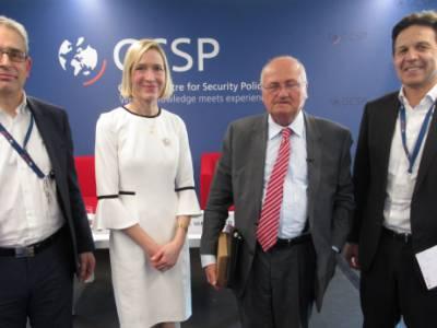 Conférence de Martin van Creveld au GCSP