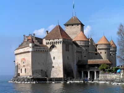 Présentation au Château de Chillon