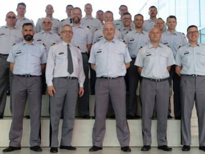 [REPOST- gcsp.ch] The Swiss Professional Officers Training Course 2 (SPOT 2 / WAL 2) Closes