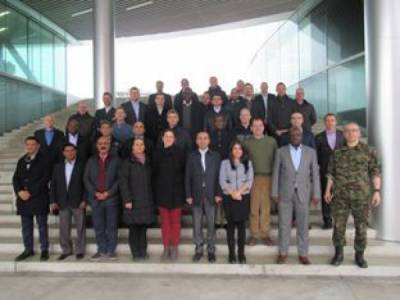 Building Confidence and Experience : 14th Orientation Course for Defence Attachés and Senior Officials successfully closed in Geneva