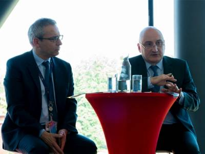 [REPOST - gcsp] Executive Breakfast Discussion: Current Dynamics of the Geneva International Discussions, with H.E. Mr David Dondua