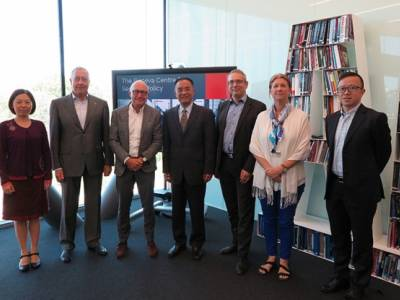 [REPOST] The GCSP and the CIISS discuss evolving relations between China and the US and between Europe and the US