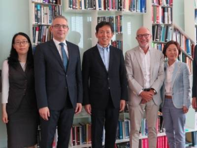 [REPOST - gcsp.ch] Security dialogue with the South Korean Institute of Foreign Affairs and National Security