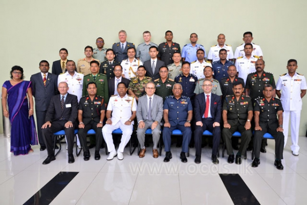 [REPOST] THE FIRST ORIENTATION COURSE FOR DEFENCE ATTACHÉ CONCLUDED