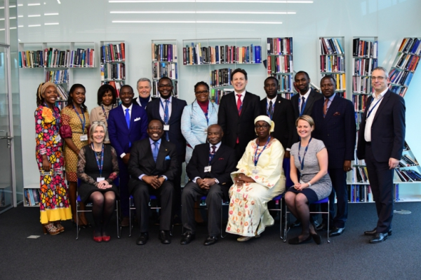 [REPOST] Cameroon diplomats reflect on their GCSP experience
