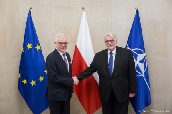 [REPOST] ITC Alumnus, Prof Czaputowicz Appointed Foreign Minister to Poland