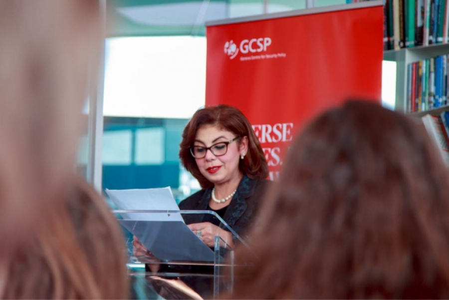 [REPOST - gcsp.ch] GCSP's 22nd European Security Course (ESC) successfully closes