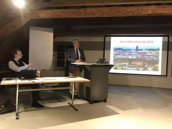 [REPOST - ASHSM.ch] Assemblée générale de l'ASHSM à Fribourg le 26 mai 2018