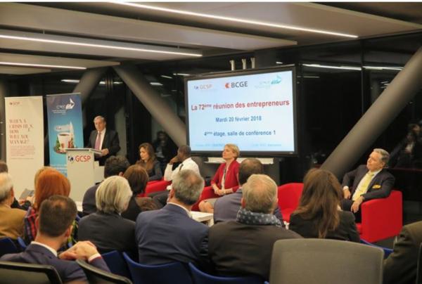 [REPOST] La 72ème réunion des entrepreneurs genevois au GCSP autour du thème « Situation politico-économique des riverains de la mer Noire et perceptions russes »