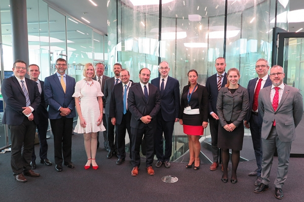 Participamnts to the 1st U.S. Think Tanks at GCSP